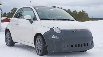 La Fiat 500 va se faire lifter