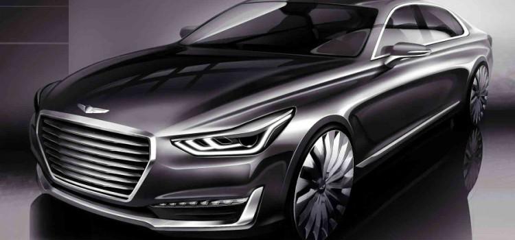 Hyundai va lancer la marque de luxe Genesis