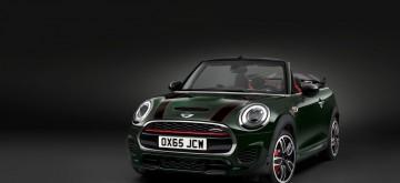 La nouvelle MINI John Cooper Works Cabrio (1)