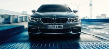 BMW serie 5 G30 tunisie 2