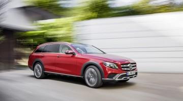 Nouvelle Mercedes-Benz Classe E All-Terrain