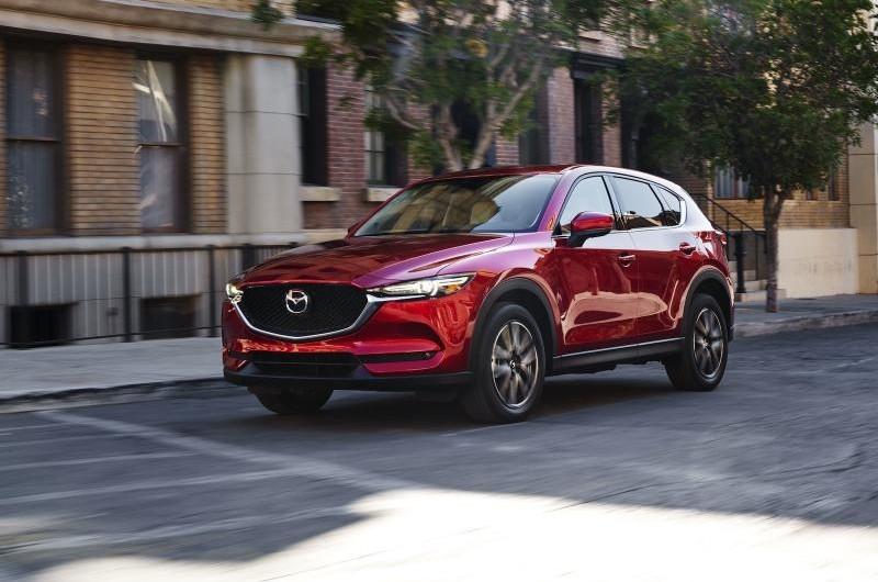 Mazda CX-5 2017-15