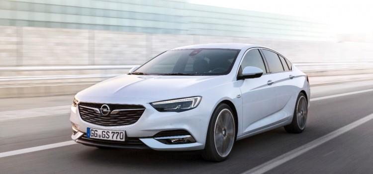 La toute nouvelle Opel Insignia Grand Sport (1)