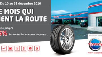 Promo pneus speedy tunisie