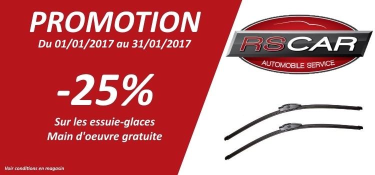 promo RS Car janvier 2017