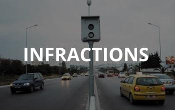 infractions routières tunisie