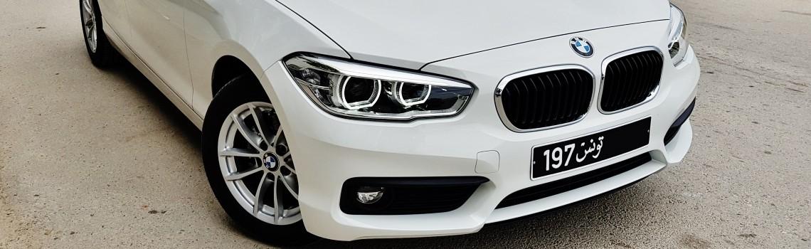 L'avis du propriétaire  BMW série 1 116i F20 Phase II 2017