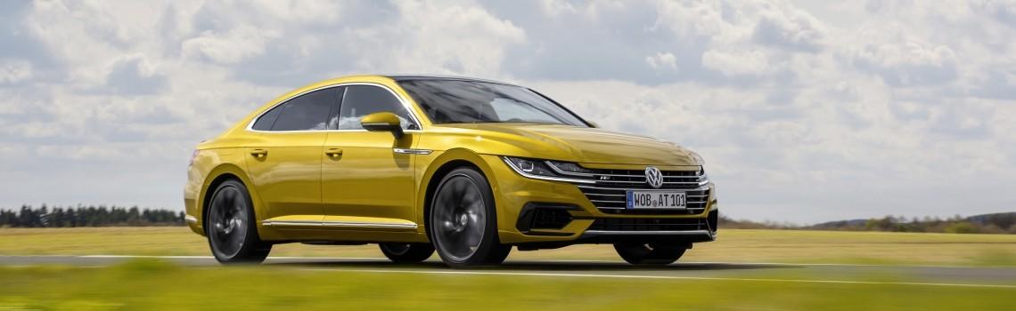 Nouvelle Volkswagen Arteon – une voiture Grand Tourisme avant-gardiste (-) (1)