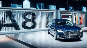 Audi lève le voile sur la nouvelle A8