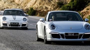 Première édition Paradis Porsche 911 par Tunisian CARS