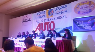 salon international de l'auto sousse 2017