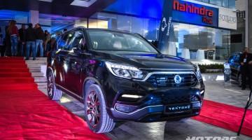 SsangYong présente les deux nouveaux SUV Rexton et Korando en Tunisie (1)