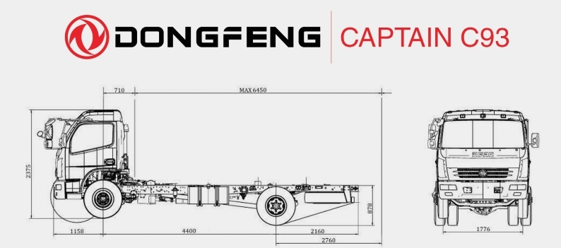 Prix Camion DONGFENG-C93-TUNISIE-001