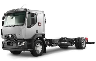 Renault Trucks gamme D