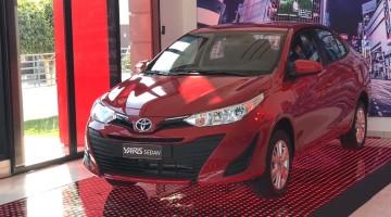 prix toyota Yaris Sedan (4)