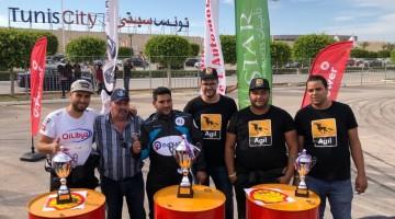 2eme manche Drift Tunisie
