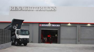 Nouvelle concession Renault Trucks à Sfax (20)