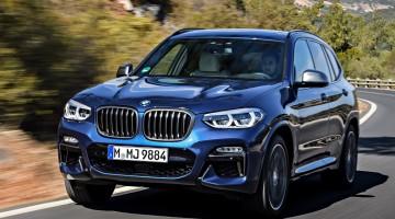 Prix de la nouvelle BMW X3 en Tunisie (2)