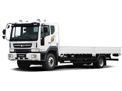 Camion Daewoo Porteur 4X2 - 2