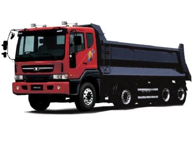 Camion Daewoo Porteur 8X4