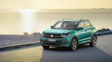 Présentation du nouveau Volkswagen T-Cross