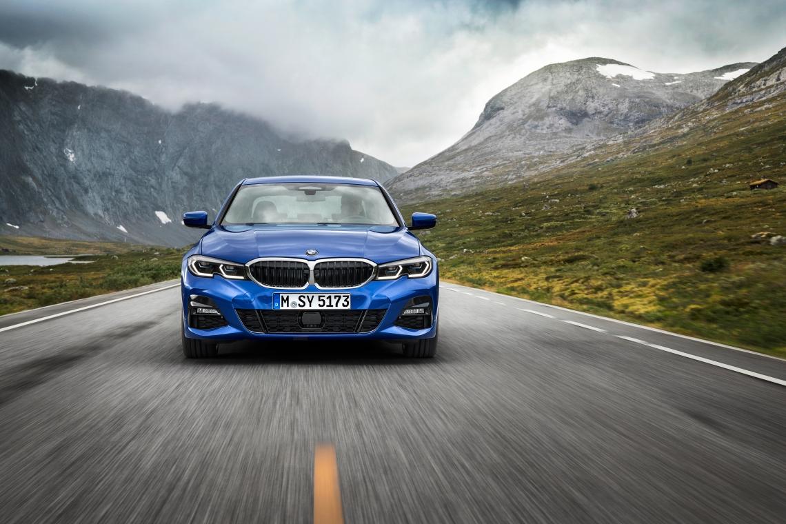 Présentation de la nouvelle BMW Série 3 Berline (2)