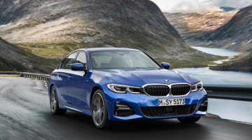 Présentation de la nouvelle BMW Série 3 Berline (3)