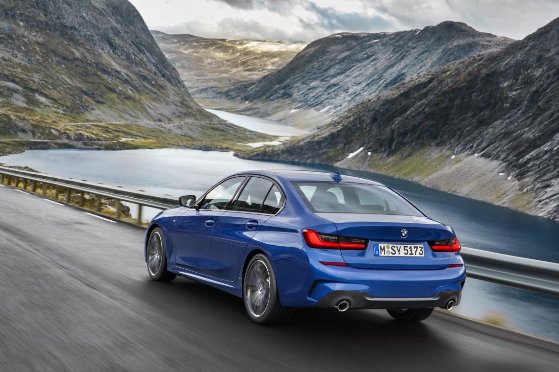 Présentation de la nouvelle BMW Série 3 Berline (4)