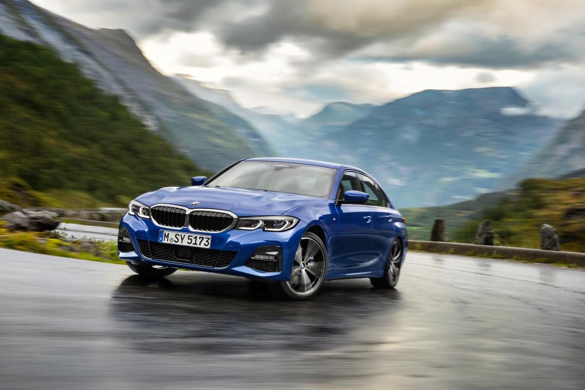 Présentation de la nouvelle BMW Série 3 Berline (5)