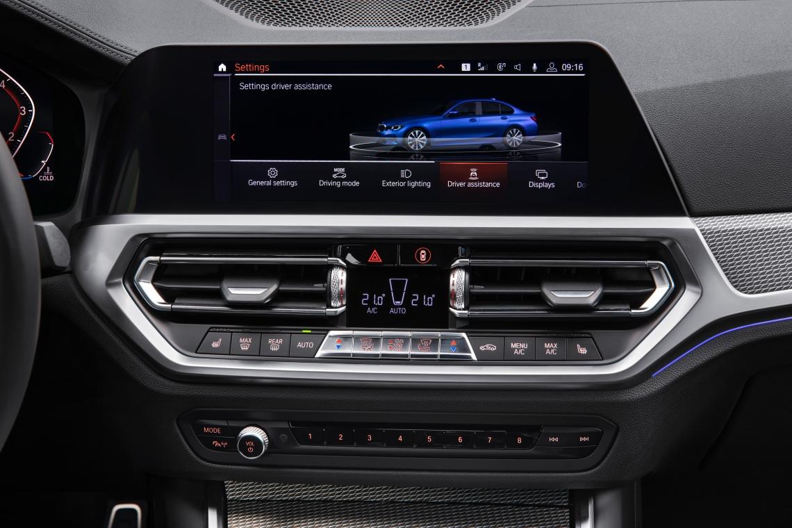 Présentation de la nouvelle BMW Série 3 Berline (8)