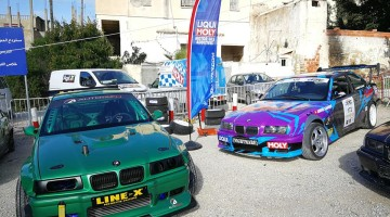 Manche finale championat national de drift Tunisie  2018  (15)