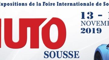 Salon Auto Sousse 2019