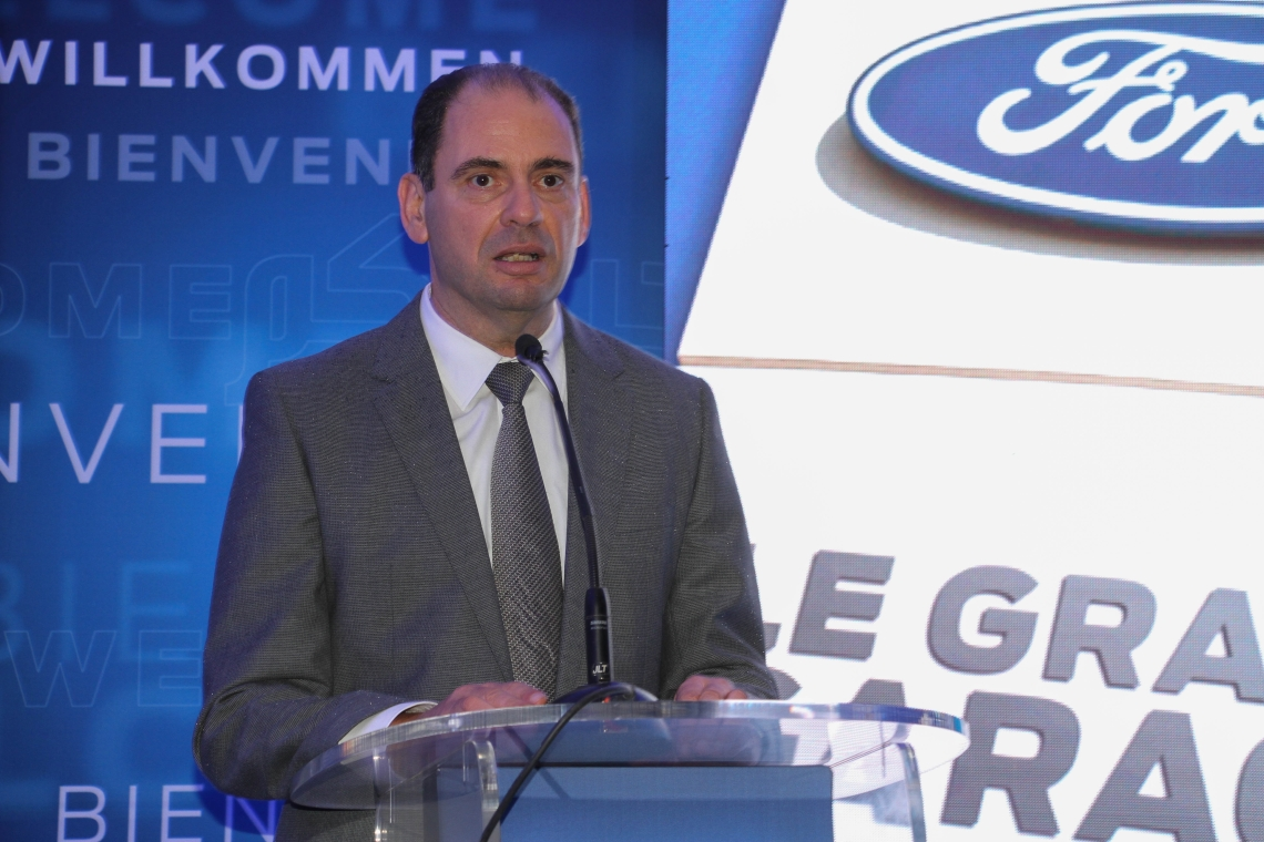 Alpha Ford inaugure sa nouvelle agence 3S à Mnihla (136)