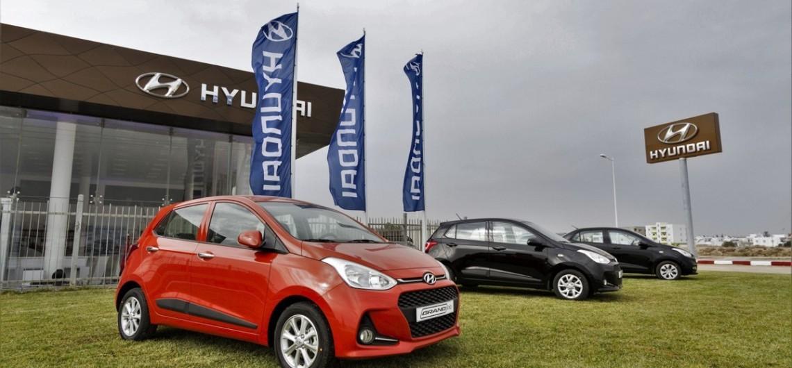 Communiqué de presse Hyundai top ventes mars 2019