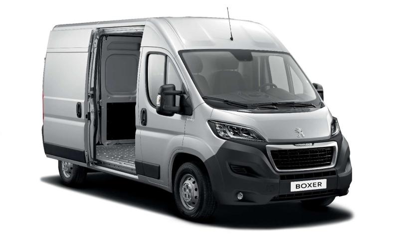 Prix camion Peugeot Boxer fourgon neuf Tunisie-