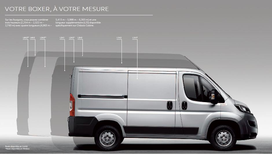 Prix camion Peugeot Boxer fourgon neuf Tunisie-4