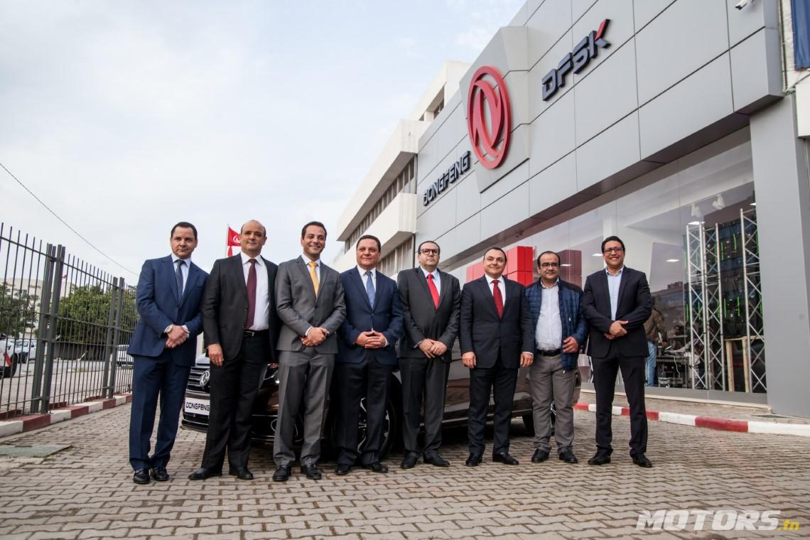DONGFENG S50 Motors Tunisie (72)