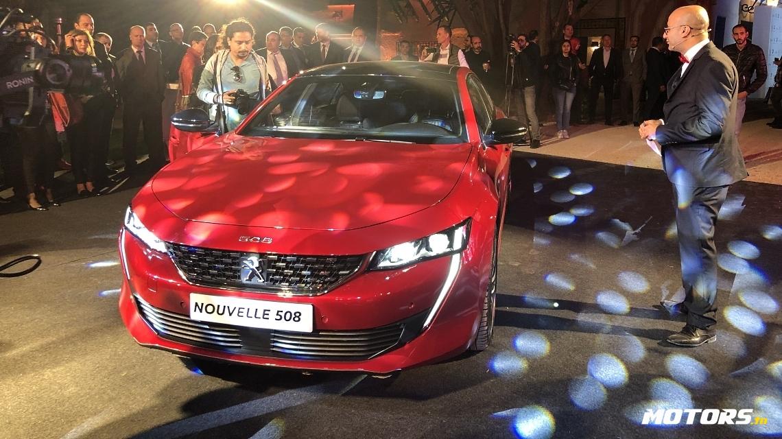 Peugeot 508 Tunisie (12)
