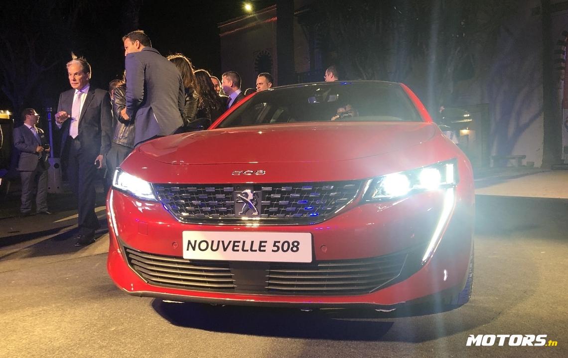 Peugeot 508 Tunisie (14)