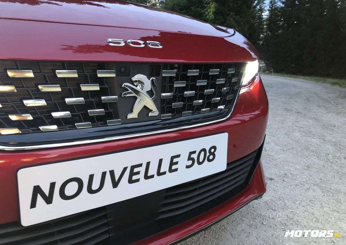 Peugeot 508 Tunisie (6)