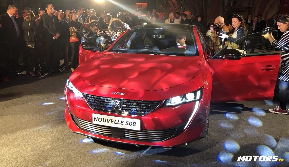 Peugeot 508 Tunisie (9)