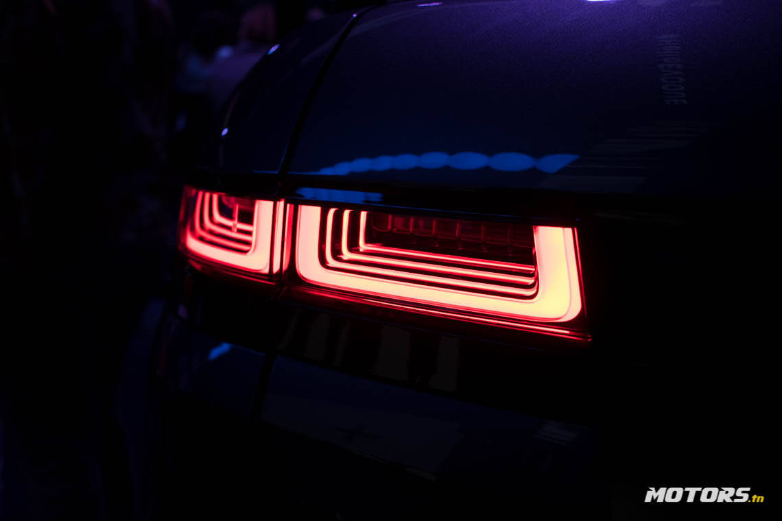 LE NOUVEAU RANGE ROVER EVOQUE ARRIVE AU SHOWROOM D'ALPHA INTERNATIONAL TUNISIE (25)