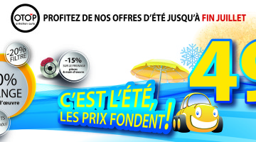 Promo recharge climatisation voiture