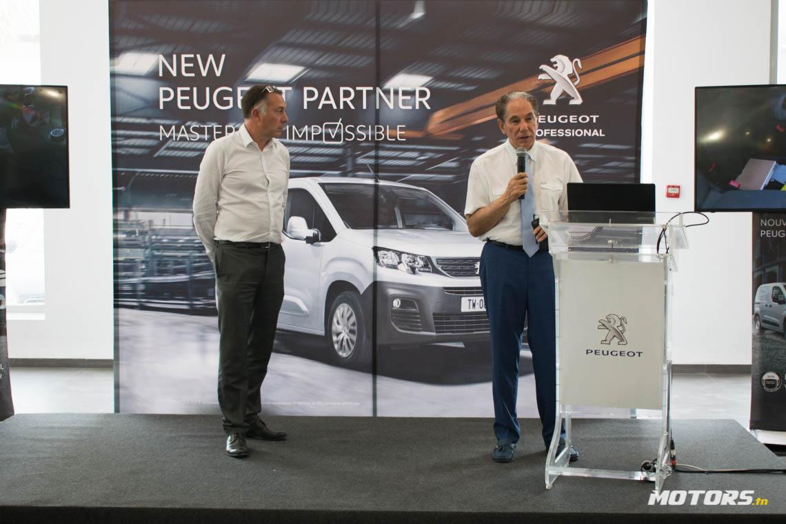 Peugeot Partner Tunisie (0001)