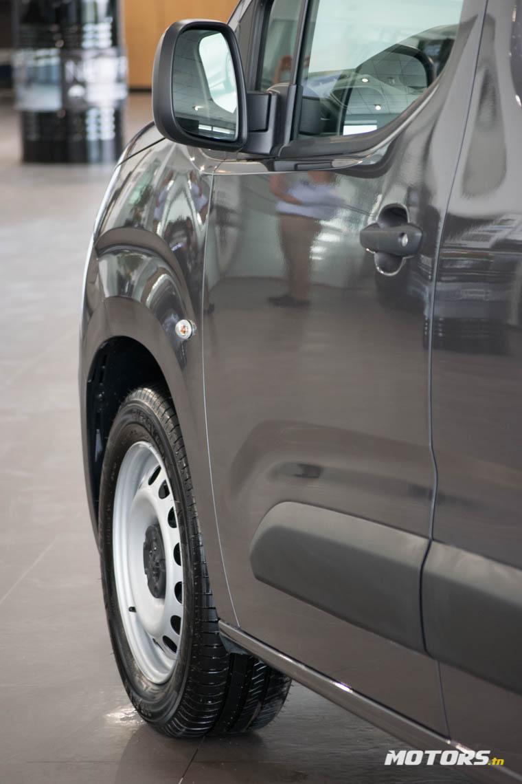 Peugeot Partner Tunisie (12)