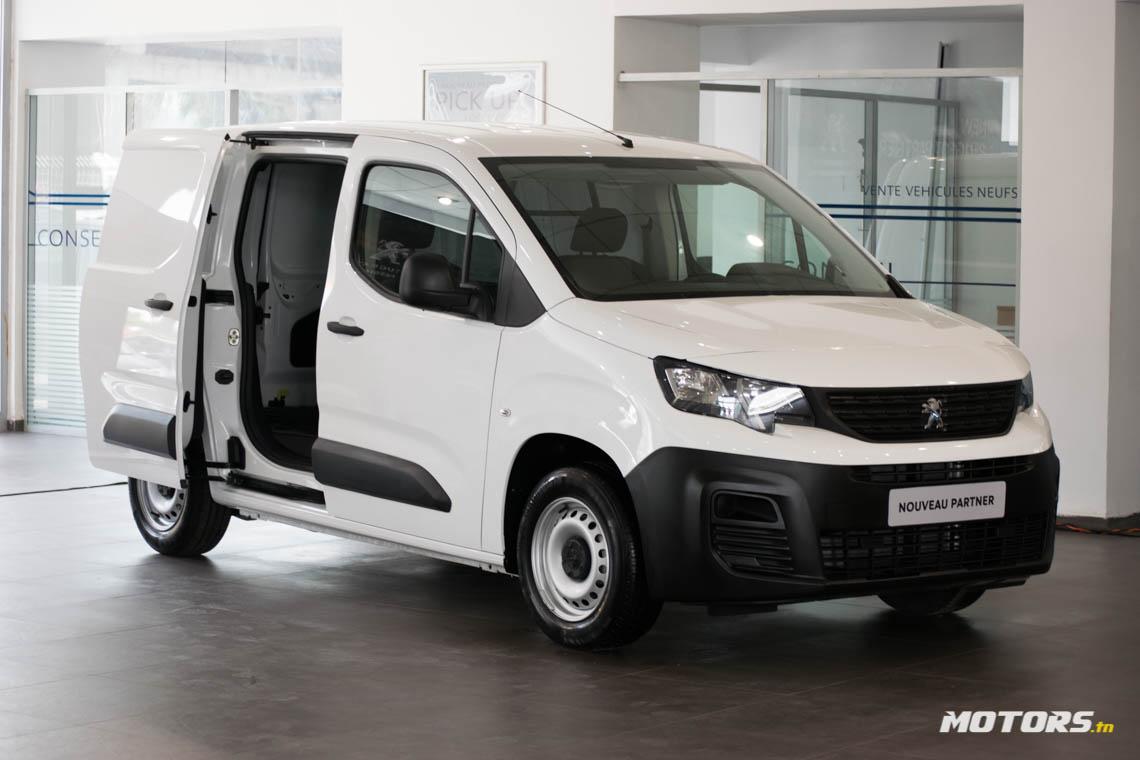 Peugeot Partner Tunisie (17)