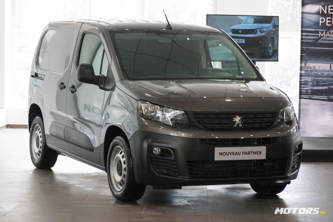 Peugeot Partner Tunisie (19)