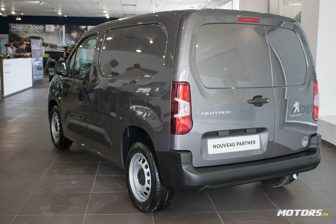 Peugeot Partner Tunisie (50)