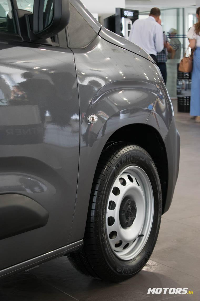 Peugeot Partner Tunisie (91)