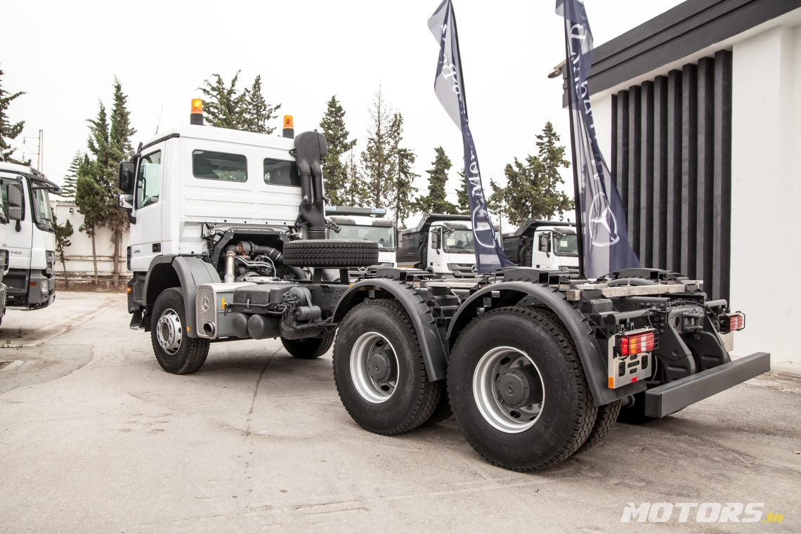 Mercedes-Benz-Actros-3343-Camion-Porteur-6x4-Tunisie 2